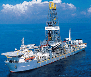 Sedco forex deep sea drilling research