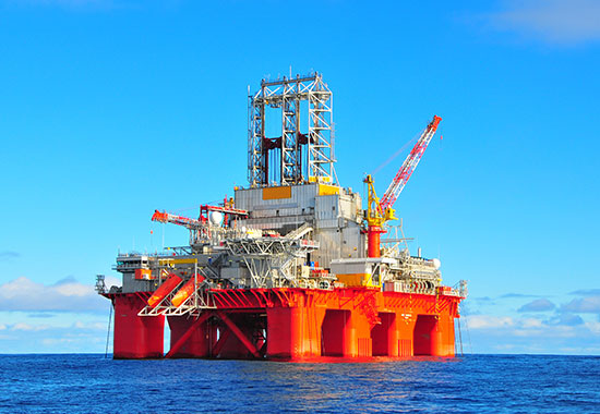 Offshore Oil Rig : Offshore drilling rig types transocean fleet